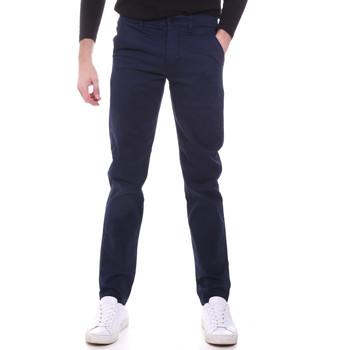 Kleidung Herren Chinohosen Sseinse PSI646SS Blau