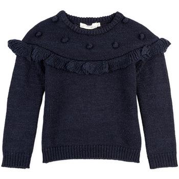 Kleidung Kinder Pullover Losan 026-5792AL Blau