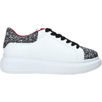 Schuhe Damen Sneaker Low Gold&gold B20 GA679 Weiß