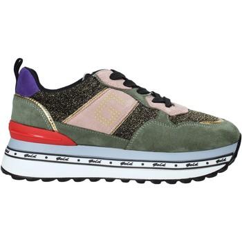 Schuhe Damen Sneaker Low Gold&gold B20 GA583 Grün