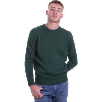 Kleidung Herren Pullover Navigare NV12002 30 Grün