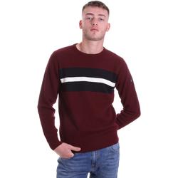 Kleidung Herren Pullover Navigare NV10306 30 Rot