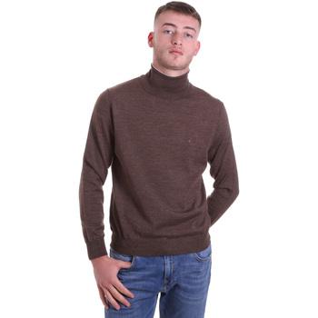 Kleidung Herren Pullover Navigare NV11006 33 Braun