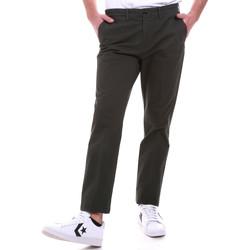Kleidung Herren Chinohosen Navigare NV55187 Grün