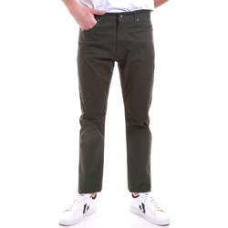 Kleidung Herren Chinohosen Navigare NV53090 Grün