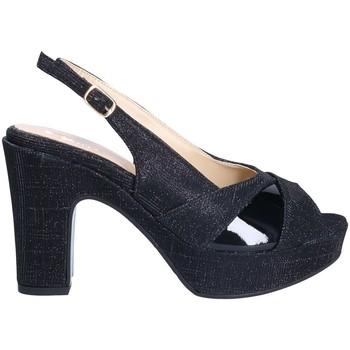Schuhe Damen Pumps Grace Shoes LN 093 Schwarz