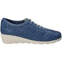 Schuhe Damen Derby-Schuhe The Flexx C2501_28 Blau