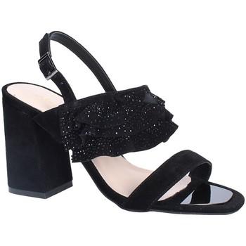 Schuhe Damen Sandalen / Sandaletten Alma En Pena V18281 Schwarz