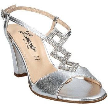 Schuhe Damen Sandalen / Sandaletten Susimoda 2796 Grau