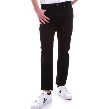 Kleidung Herren 5-Pocket-Hosen Navigare NV53095 Schwarz