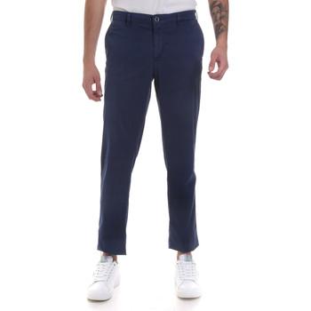 Kleidung Herren Chinohosen Navigare NV55183 Blau
