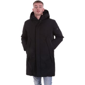 Kleidung Herren Mäntel Antony Morato MMCO00691 FA600199 Schwarz
