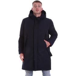 Kleidung Herren Mäntel Antony Morato MMCO00691 FA600199 Blau