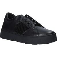 Schuhe Damen Sneaker Low Apepazza F0SLY11/MES Schwarz