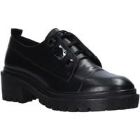 Schuhe Damen Derby-Schuhe Apepazza F0COMBAT09/DIA Schwarz
