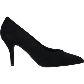 Schuhe Damen Pumps Gold&gold B20 GD260 Schwarz