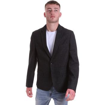 Kleidung Herren Jacken / Blazers Antony Morato MMJS00005 FA650205 Schwarz