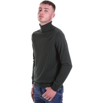 Kleidung Herren Pullover Antony Morato MMSW01151 YA200066 Grün