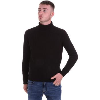 Kleidung Herren Pullover Antony Morato MMSW01141 YA200066 Schwarz