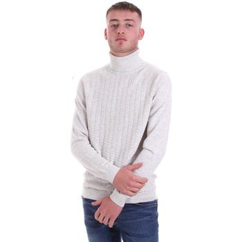 Kleidung Herren Pullover Antony Morato MMSW01151 YA200066 Weiß