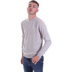 Kleidung Herren Pullover Antony Morato MMSW01125 YA400131 Grau