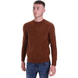 Kleidung Herren Pullover Antony Morato MMSW01107 YA500063 Braun