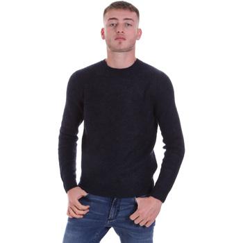 Kleidung Herren Pullover Antony Morato MMSW01107 YA500063 Blau