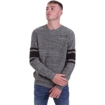 Kleidung Herren Pullover Antony Morato MMSW01127 YA200066 Schwarz