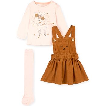 Kleidung Mädchen Kleider & Outfits Losan 028-8005AL Rosa