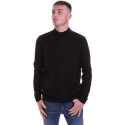 Kleidung Herren Pullover Antony Morato MMSW01138 YA400133 Schwarz