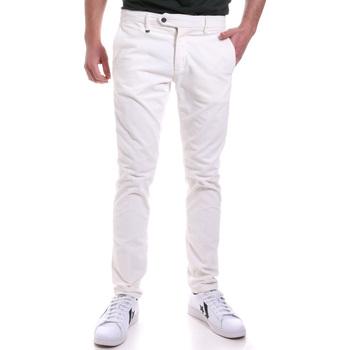 Kleidung Herren Chinohosen Antony Morato MMTR00572 FA310002 Weiß