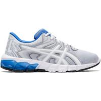 Schuhe Kinder Sneaker Low Asics 1024A038 Grau