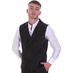 Kleidung Herren Strickjacken Antony Morato MMVS00004 FA650205 Schwarz