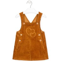 Kleidung Mädchen Overalls / Latzhosen Losan 026-7024AL Gelb
