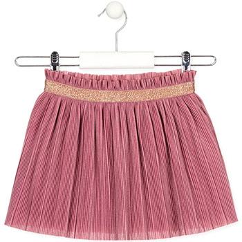 Kleidung Mädchen Röcke Losan 026-7799AL Rosa