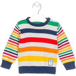 Kleidung Kinder Pullover Losan 027-5003AL Grau
