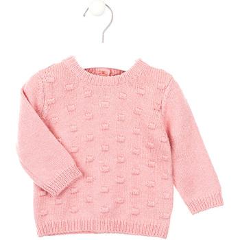 Kleidung Kinder Pullover Losan 028-5003AL Rosa