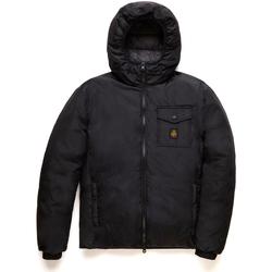 Kleidung Herren Daunenjacken Refrigiwear RM0G12203NY0176 Schwarz