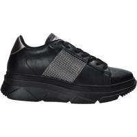 Schuhe Damen Sneaker Low Gold&gold B20 GA589 Schwarz