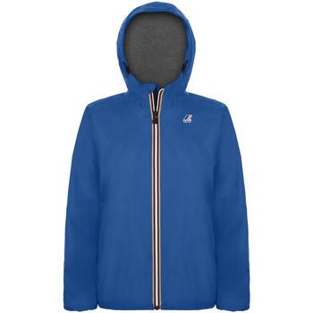 Kleidung Damen Windjacken K-Way K00A7M0 Blau