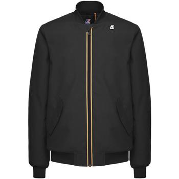 Kleidung Herren Jacken K-Way K00A640 Schwarz