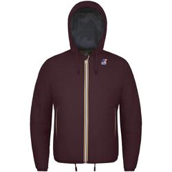 Kleidung Herren Windjacken K-Way K0063G0 Rot