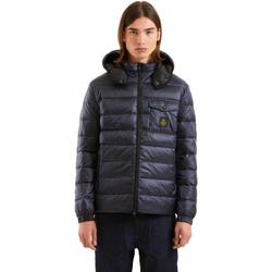 Kleidung Herren Daunenjacken Refrigiwear RM5G06600NY9132 Blau