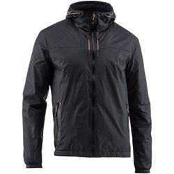 Kleidung Herren Jacken Lumberjack CM79723 003 407 Schwarz