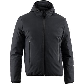 Kleidung Herren Jacken Lumberjack CM95124 001 404 Schwarz