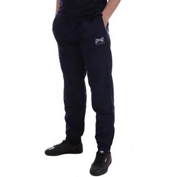Kleidung Herren Jogginghosen Hungaria H-15BMUXH000 Blau