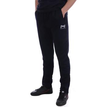 Kleidung Herren Jogginghosen Hungaria H-16BPUXJ000 Blau