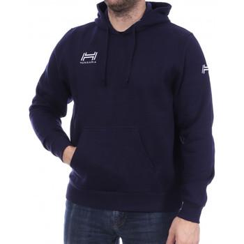 Kleidung Herren Sweatshirts Hungaria H-15TOUYF000 Blau