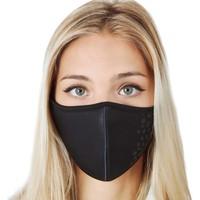 Accessoires Damen Masken Abbacino 90264 30 Schwarz