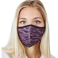Accessoires Damen Masken Abbacino 90266 72 Violett